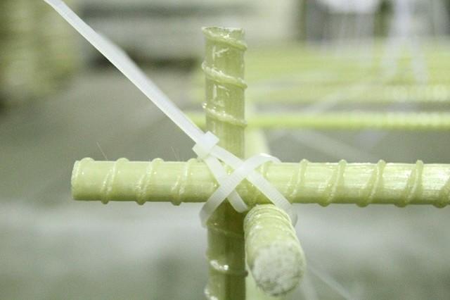 Как вязать стеклопластиковую арматуру для фундамента: видео, фото