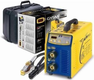 Инверторы gysmi (165, 161, 131 и другие): обзор, характеристики