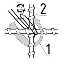 Как вязать арматуру для фундамента и прочих нужд – правила, способы, видео