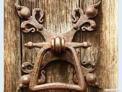 Бронзовая пудра и бронзовая краска: красим металл под старину