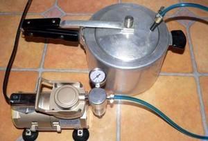 Вакуумный насос своими руками для откачки воздуха: варианты изготовления