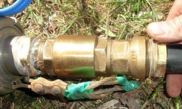 Обратный клапан своими руками: делаем самодельный обратный клапан (воздушный и для воды)