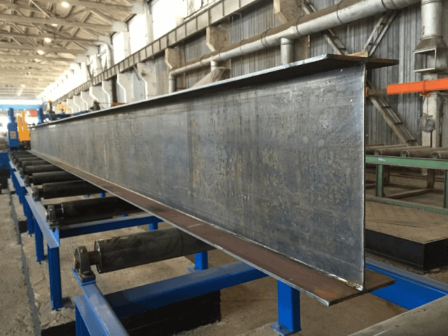 Сварная балка – производство и технология сварки