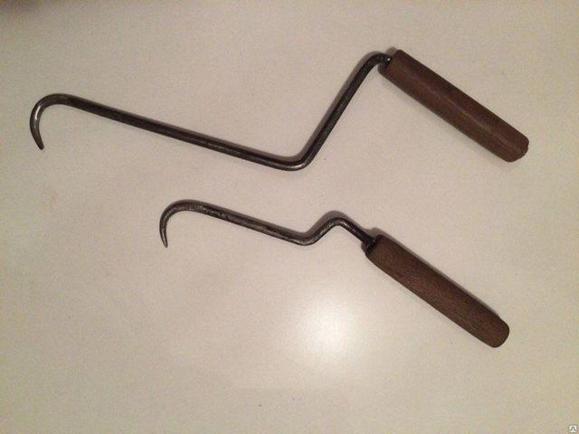 Крючок для вязания арматуры – виды, схемы вязки, фото