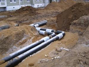 Трубы в ППУ-изоляции: технология производства и монтажа