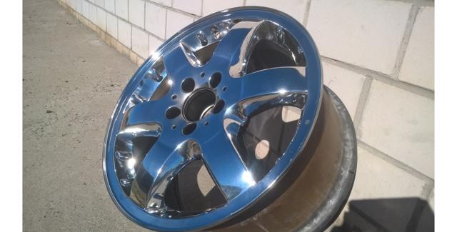 Хромирование дисков автомобиля: способы и последующий уход