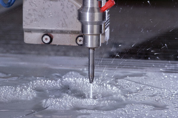 Гидроабразивная резка металлов – технология, станки, видео