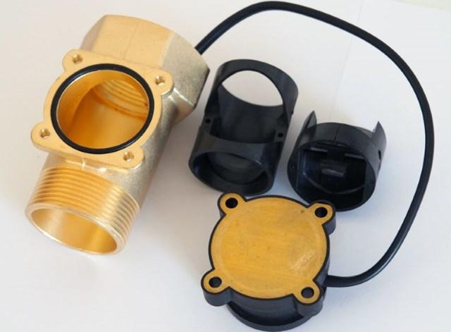 Датчик протока воды для насоса: характеристики и установка своими руками